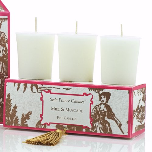 Seda France Votive Candle Set