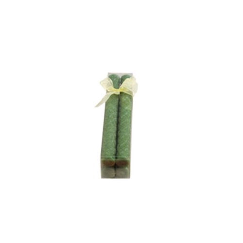 Woven Taper Candles Set of 4