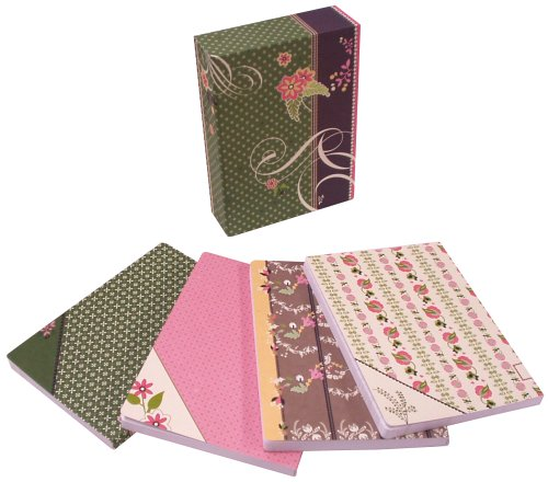 Fancy Papier Mini Journal Set (set of 4) - Paper Patisserie
