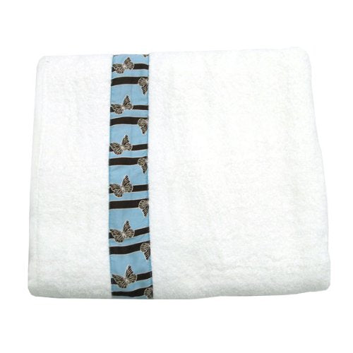 Silk Trimming Terry Bath Towel