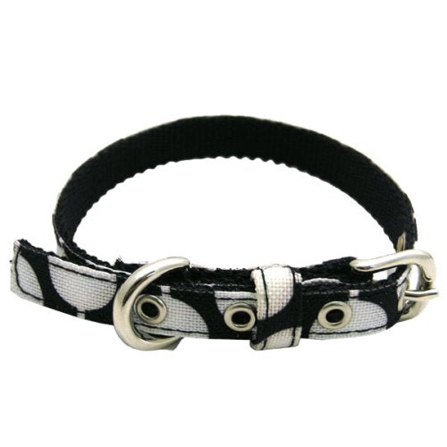 Polka Dots Dog Collar & Lead