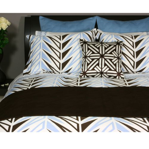 Sicily Abstract Arrow Duvet Cover Set