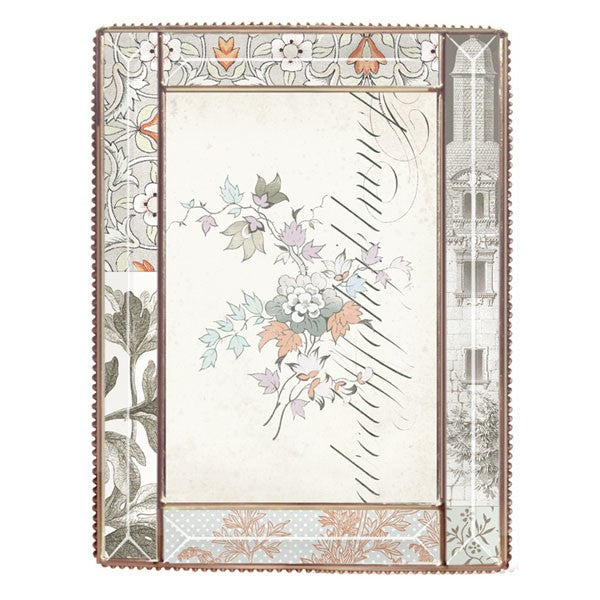 Fringe Antique Picture Frame