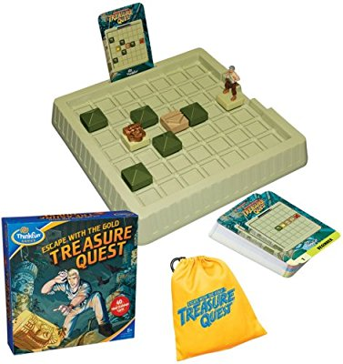 Treasure Quest Game