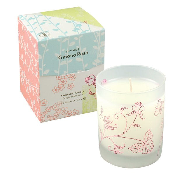 Thymes Poured Aromatic Candle