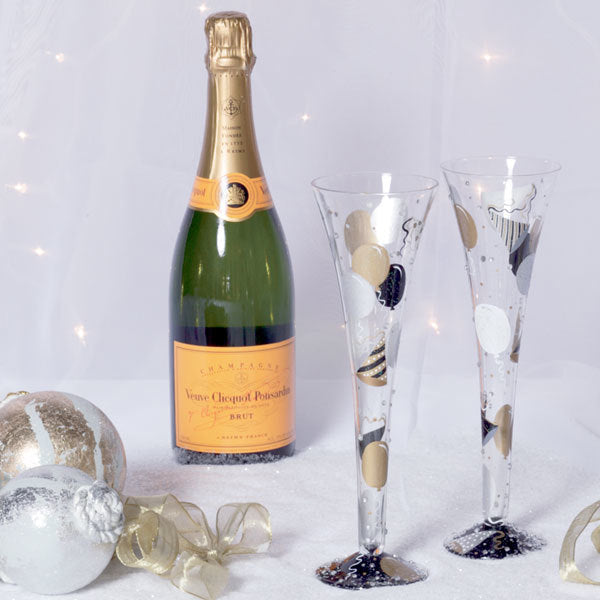 Celebration Champagne Set ForTwo