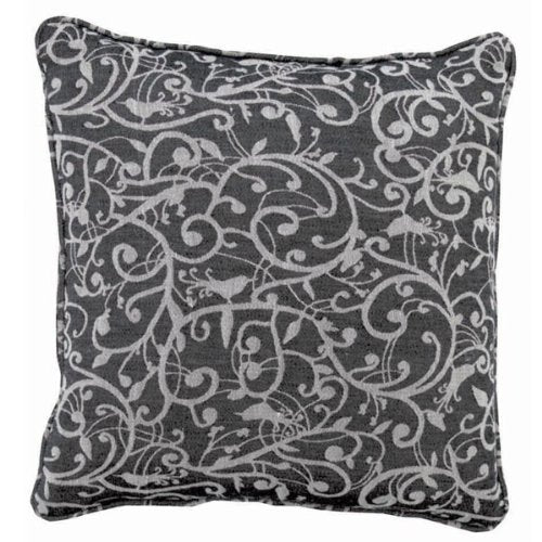 Labyrinth Jacquard Throw Pillow