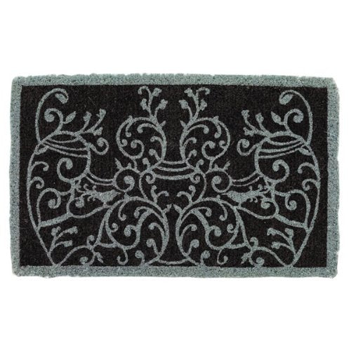 Labyrinth Doormat