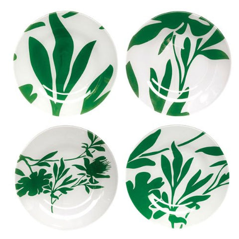 Holiday Bar Exam Melamine Tidbit Dishes Set (set of 4)