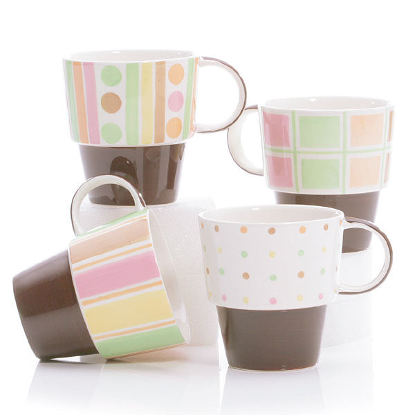 Sweet Shoppe Mugs (set of 4)