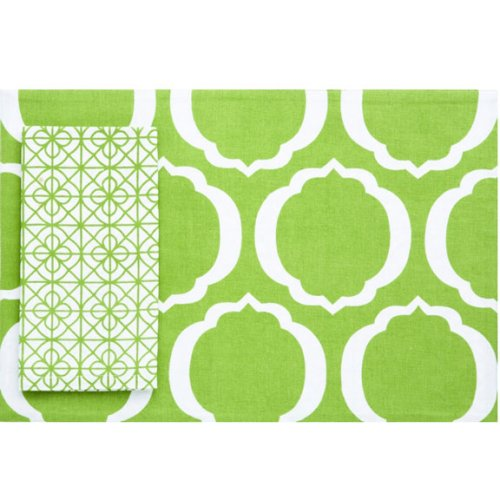 Tangier Table Linen Collection - Placemat, Cactus