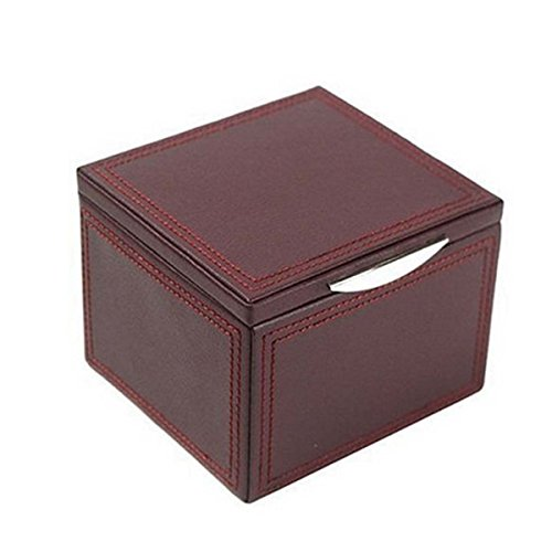 Square Plum Jewelry Case