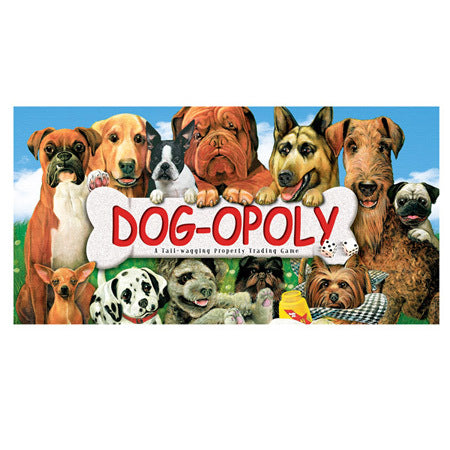 Dog-Opoly Monopoly Board Game