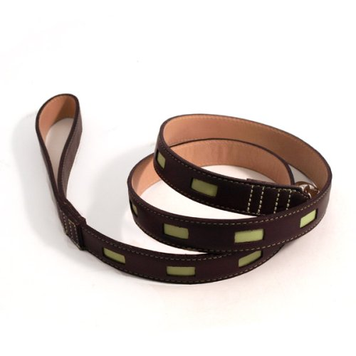 Manhattan Mocha Dog Lead