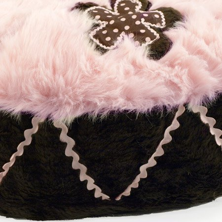 Drummer Girl Pet Bed