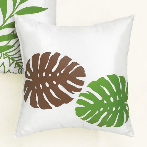 Fern & Palm Cushion Cover