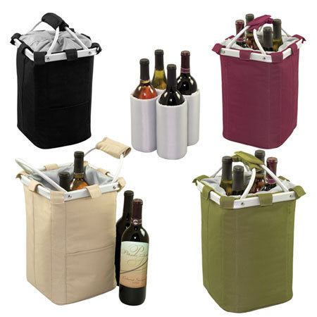 Quattro Insulated Wine Tote