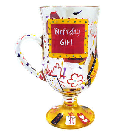 Birthday Girl Beverage Mug