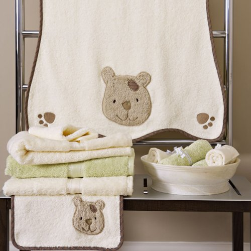 Henry Bear Bath Set