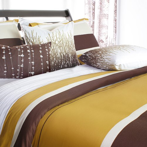 Nourish - Amber, Duvet Cover Set