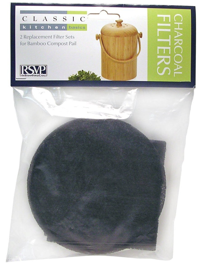 Charcoal Filters (set of 2)