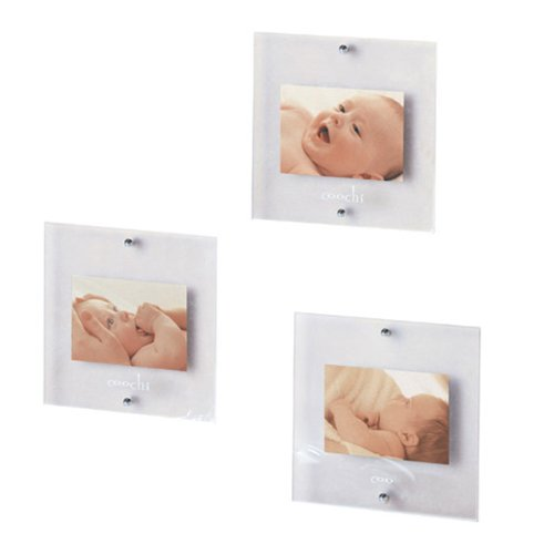 Lucid Glass Wall Frames (set of 3)