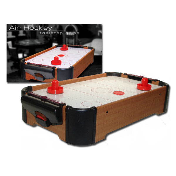 Tabletop Air Hokey Game