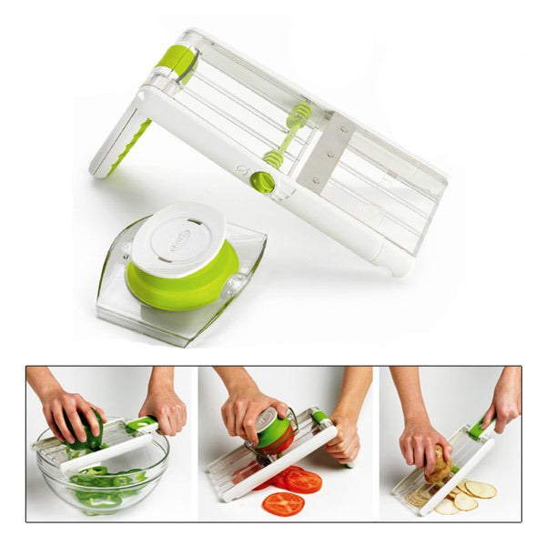 Chef'n SleekSlice Collapsible Hand-Held Mandoline