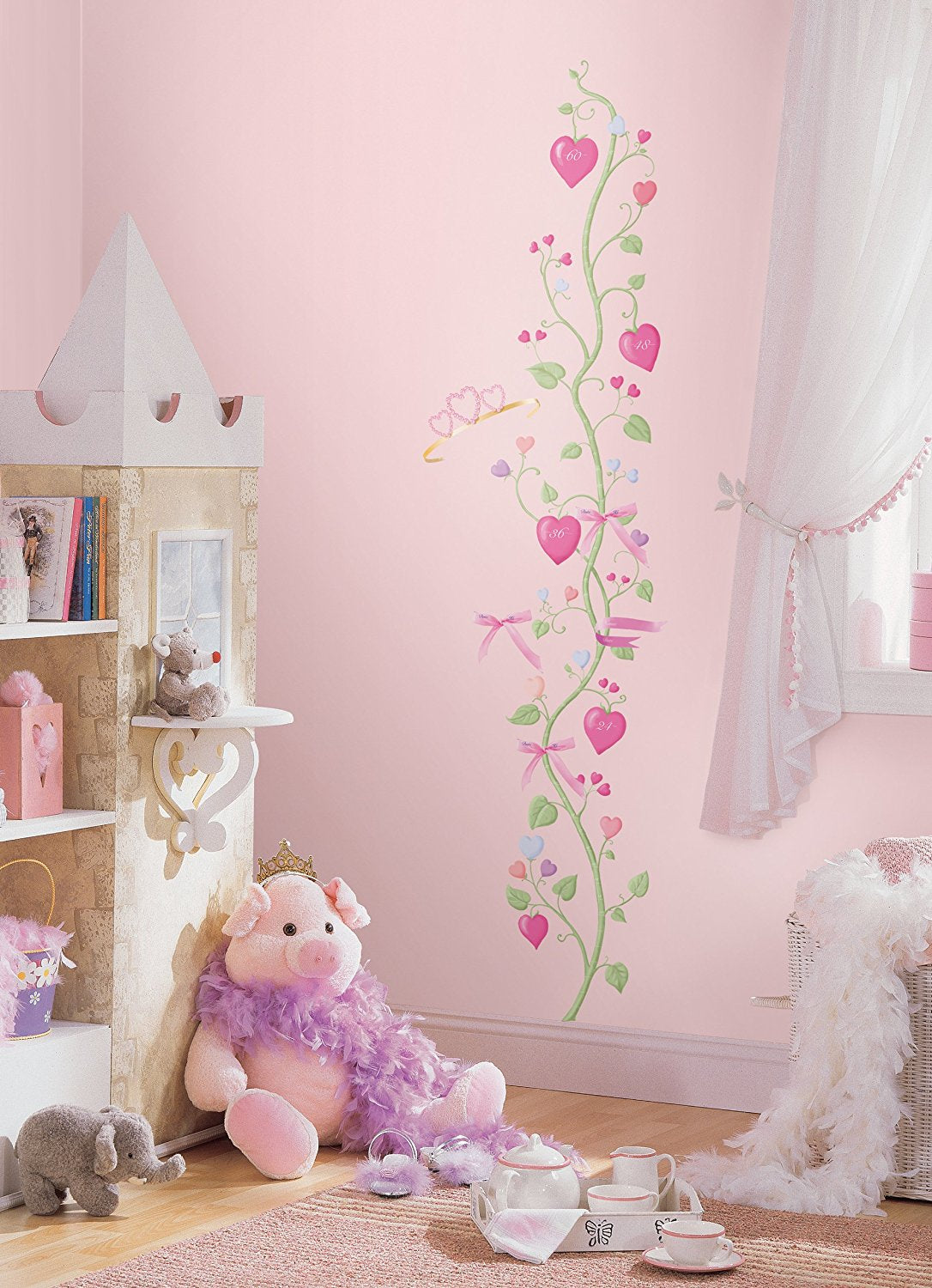 Fairy Princess Wall Decal