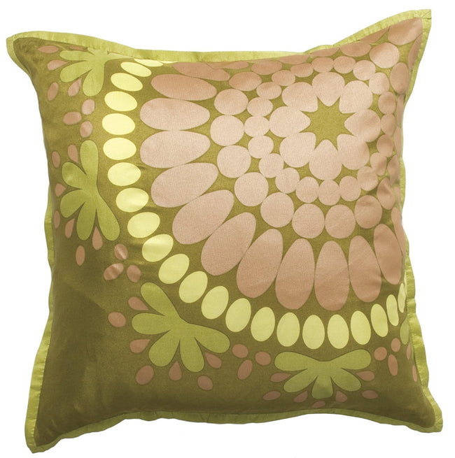 Neema Silk Pillow