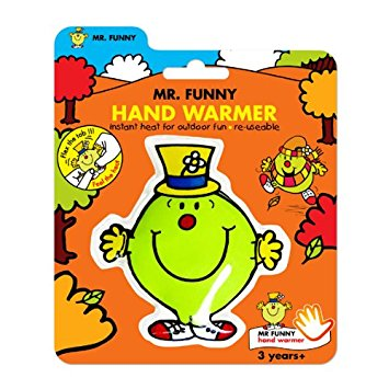 Mr. Men & Little Miss Handwarmer