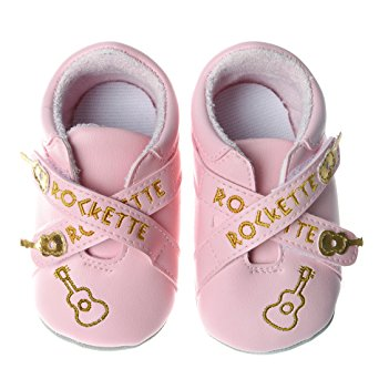 Rockette Pink Baby Shoes