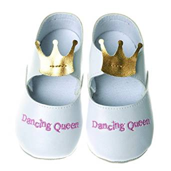 Dancing Queen Baby Shoes
