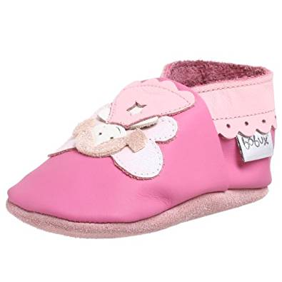 Bobux Rose Angel Baby Shoes - S (3-9M)