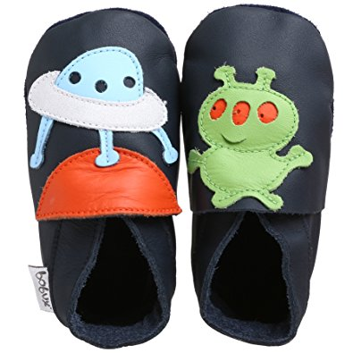 Bobux Alien Baby Shoes - M (9-15M)