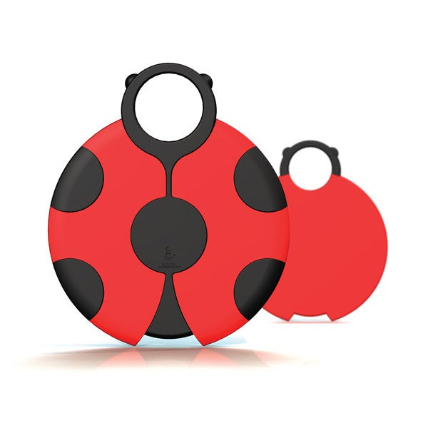 Animal Shaped 2-in-1 Cutting Board & Trivet - Ladybug