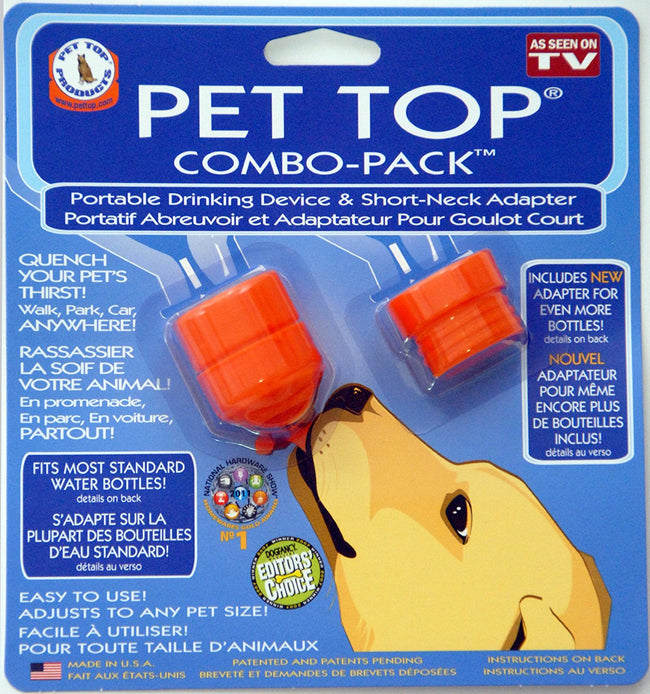 Pet Top Portable Drinking Pack