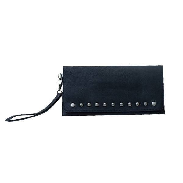 Studded Piper Clutch
