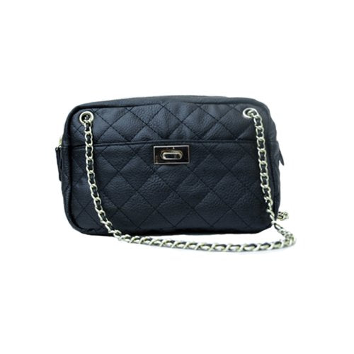 Quilted Priscilla Clutch