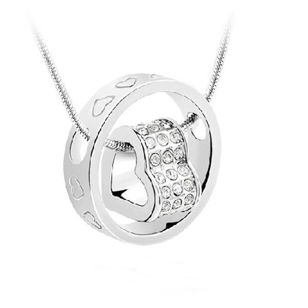 Eternal Love Ring Necklace