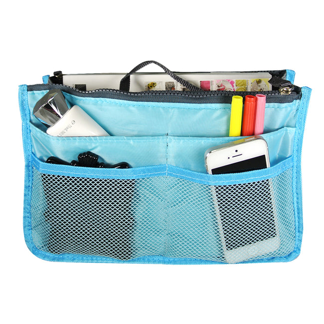 Unisex Bag Insert Organizer, Travel Bag Organizer
