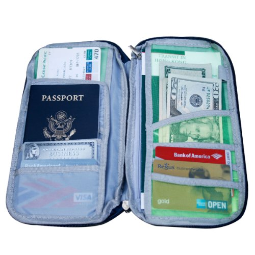 Passport and Travel Documents Holder