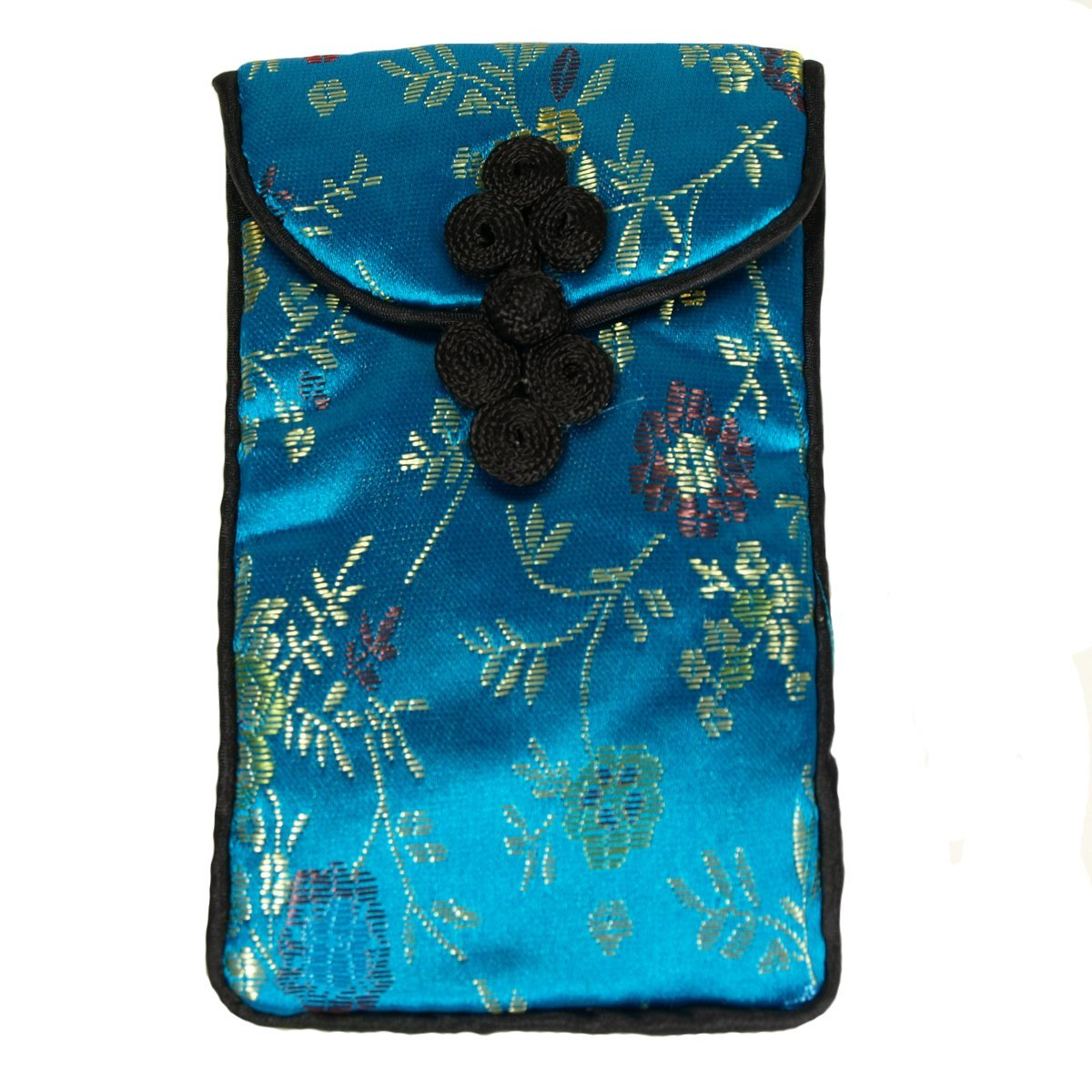 Brocade Cell Phone Pouch
