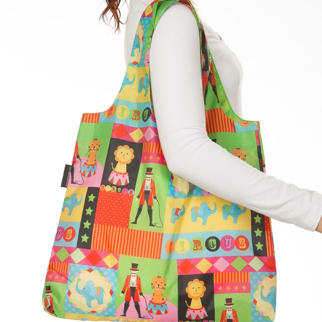 Envirosax Kids Circus Reusable Shopping Bag