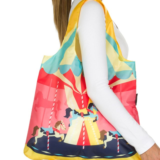 Envirosax Kids Carousel Reusable Shopping Bag