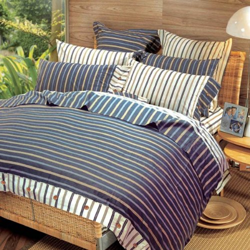 Classic Stripe Bedding Collection