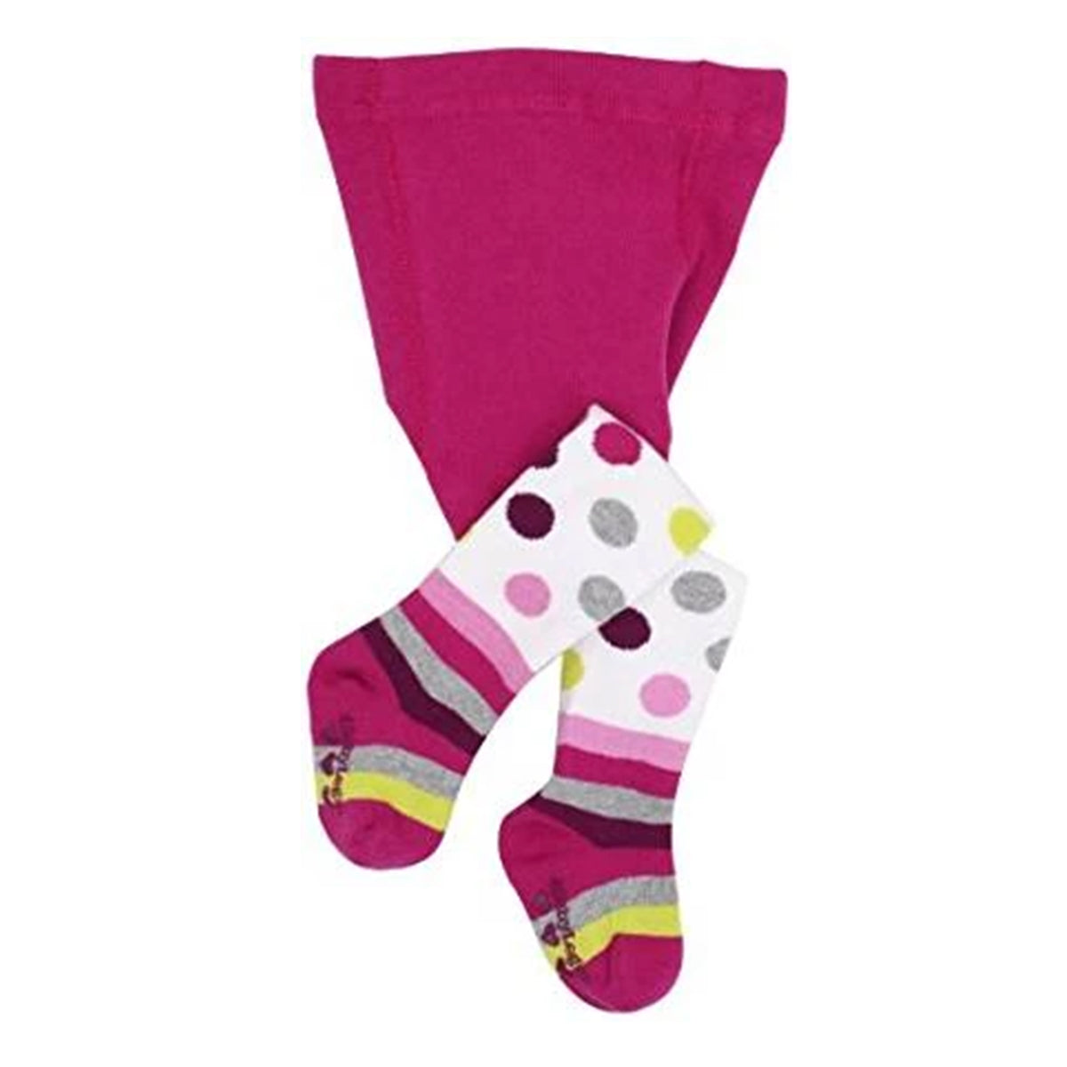 BabyLegs Trapeze Footed Tights (2-4T)