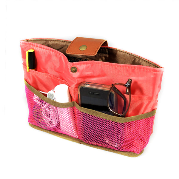 Ultimate Purse Insert / Handbag Organizer & Day Clutch
