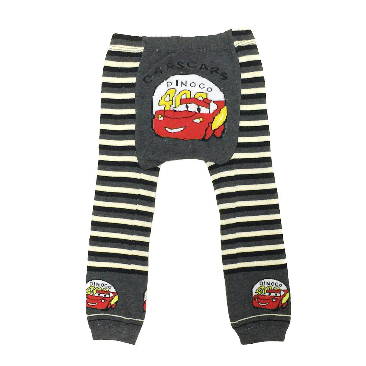 Wrapables Baby & Toddler Busha Leggings, Red Racing Car