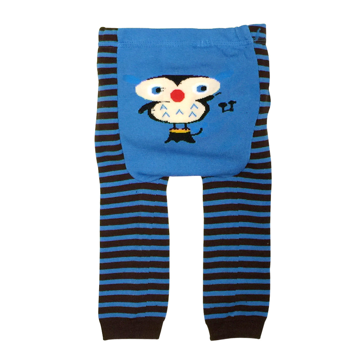 Wrapables Baby & Toddler Busha Leggings, Owl and Stripes